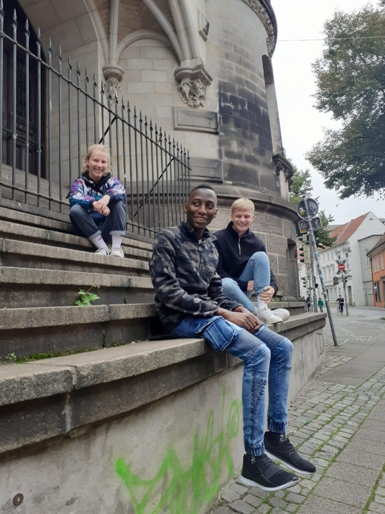 Buba, Max und Tilia